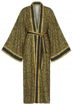 Golden Elif Kimono