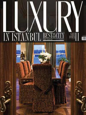 LUXURY IN ISTANBUL Mart 2012
