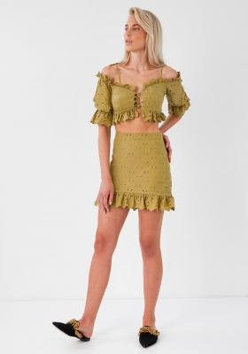 Pirenne Skirt
