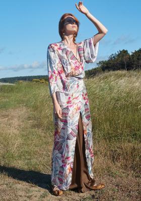 Daphne Kruvaze Elbise