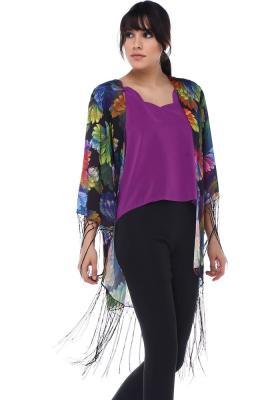 Jazzy Kimono