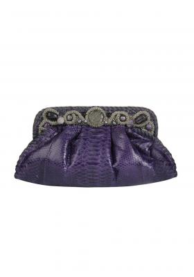 Milu Clutch Purple