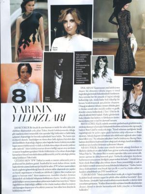 Harper's BAZAAR Türkiye Şubat 2012