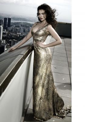 Goldie elbise