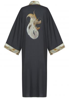 Night Shell Kimono