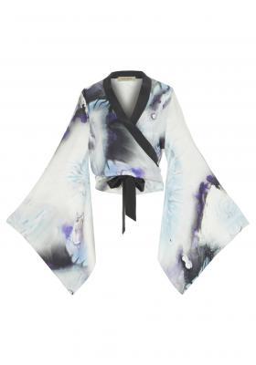 Blue Dream Kruvaze Bluz