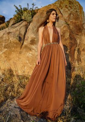 Goddess Rima elbise