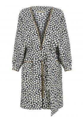 Batwıng Daısy Dream Kimono Ceket